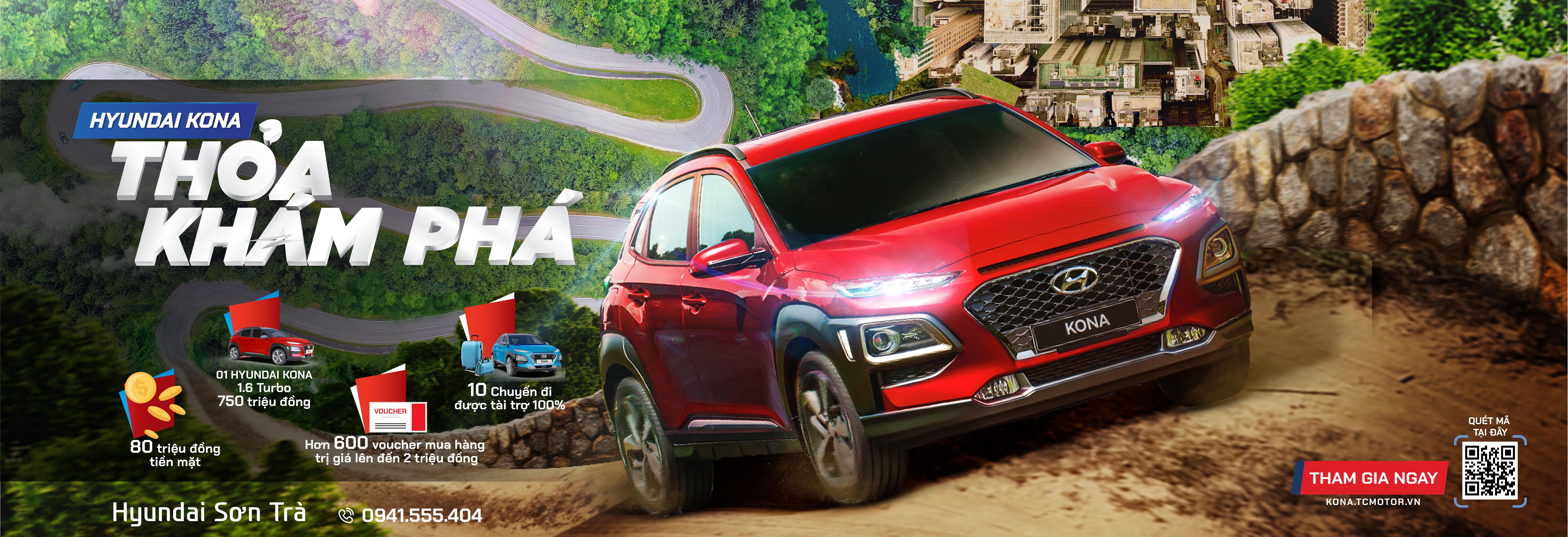 Hyundai Sơn Trà – Trưng Bày Xe Tháng 12.2019