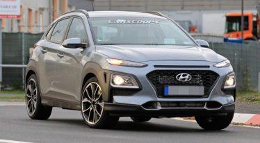Hyundai Kona sắp có phiên bản hiệu suất cao – Honda HR-V và Ford EcoSport cần dè chừng