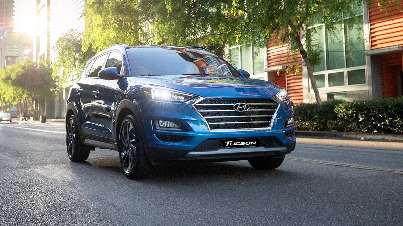 """5 lí do khiến người Việt """"mê"""" Hyundai Tucson 2020"""