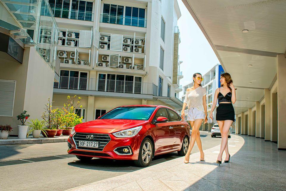 Hyundai Accent được lòng khách hàng sau một thời gian sử dụng