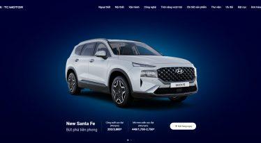 Liên doanh Hyundai Thành Công triển khai nền tảng thương mại điện tử