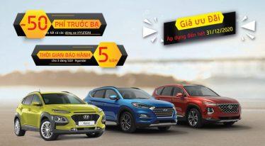 4 lý do nên sở hữu xe Hyundai ngay trong tháng 10
